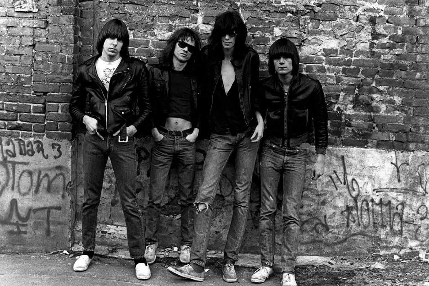 """Cuarenta años de """"Ramones"""": los artistas hablan"""