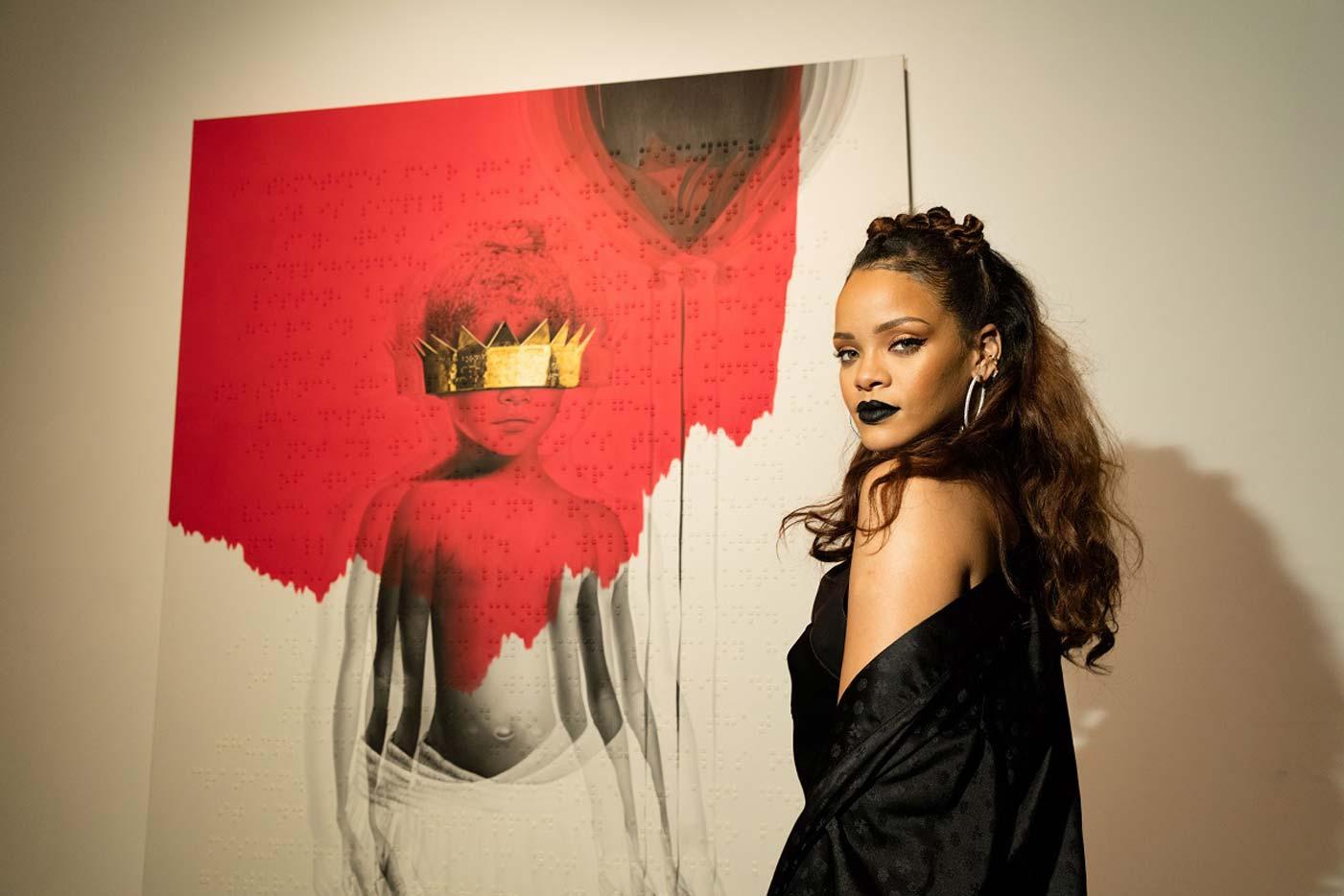 """Rihanna lanza remixes de """"Kiss It Better"""""""