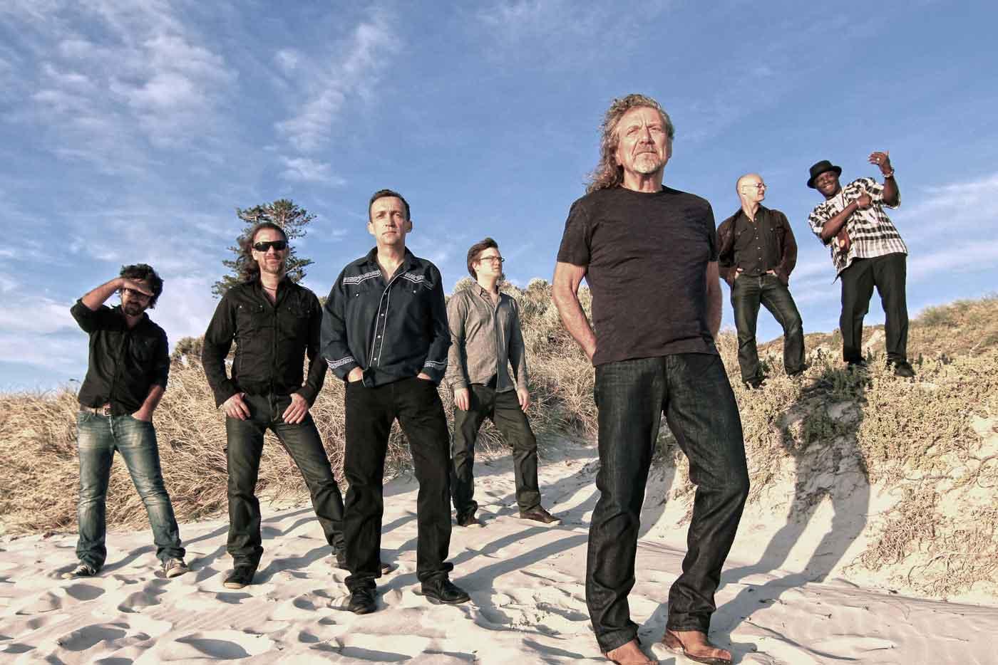 Robert Plant encabeza las nuevas confirmaciones del Cruïlla