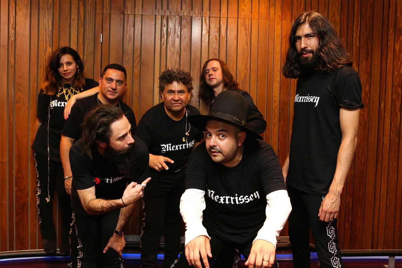 Mexrrissey homenajea a Morrissey entre rancheras y mariachis