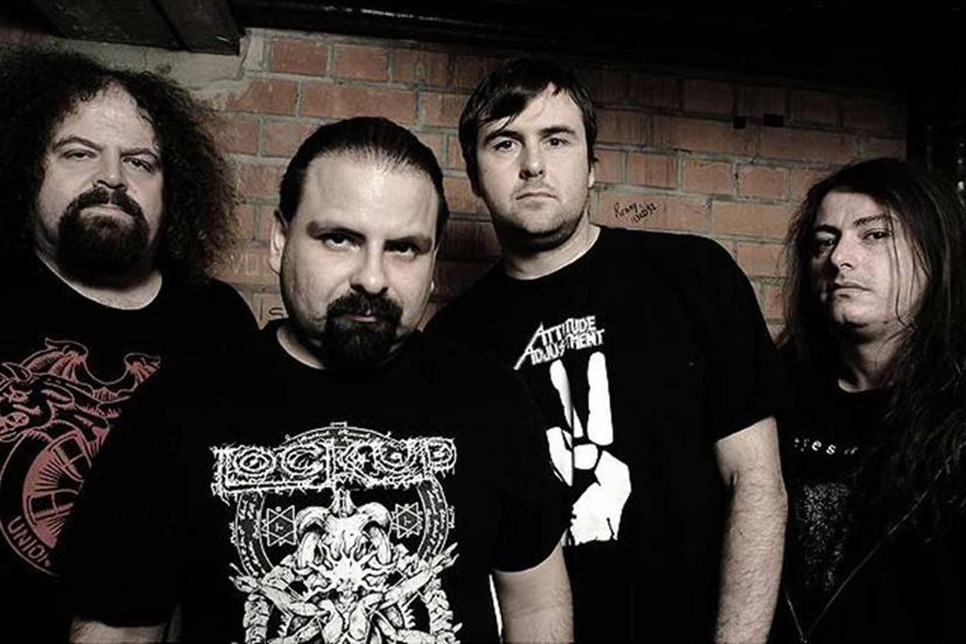La gira de Napalm Death llega hoy a Vitoria-Gasteiz