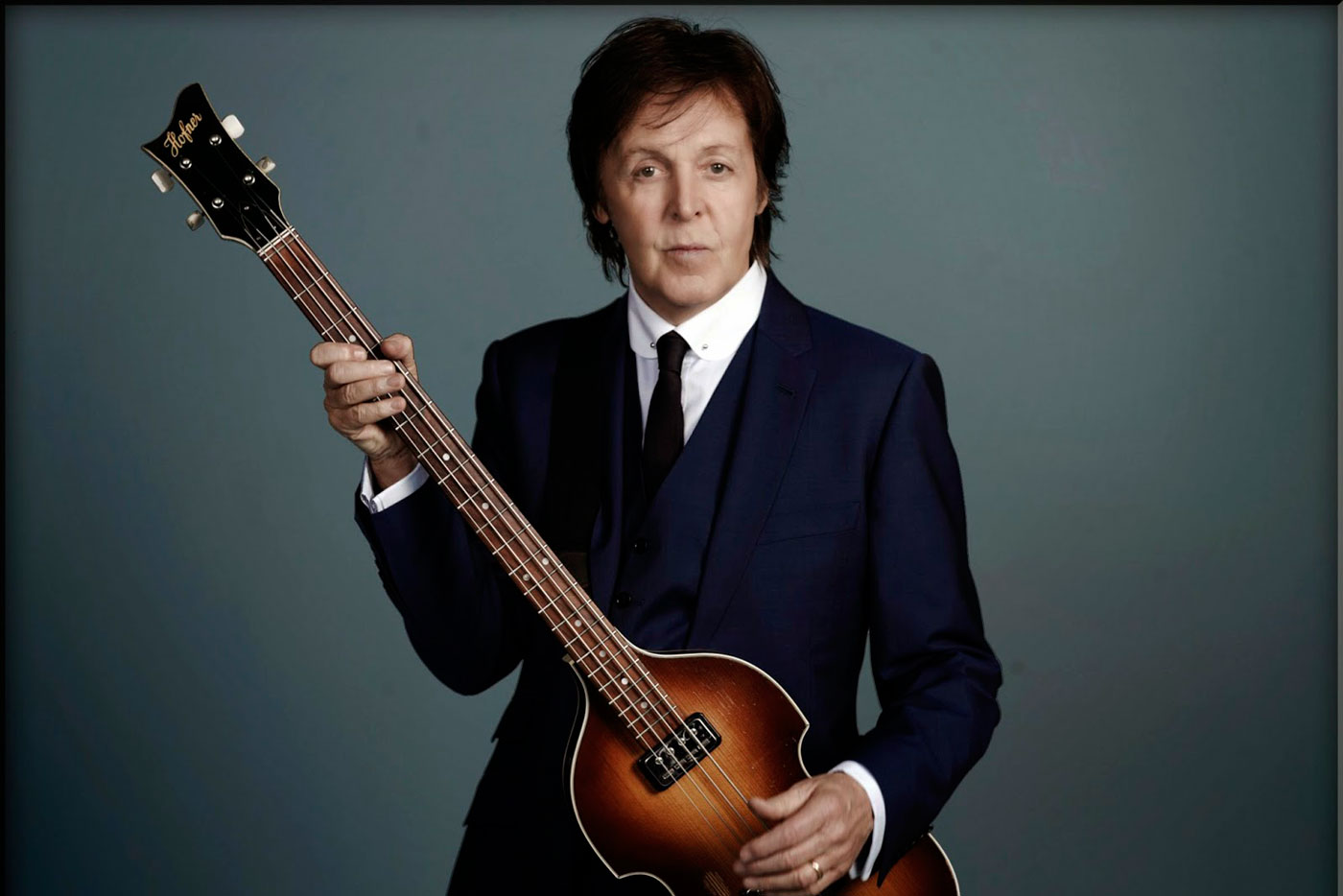 Paul McCartney regresa a Madrid después de 12 años