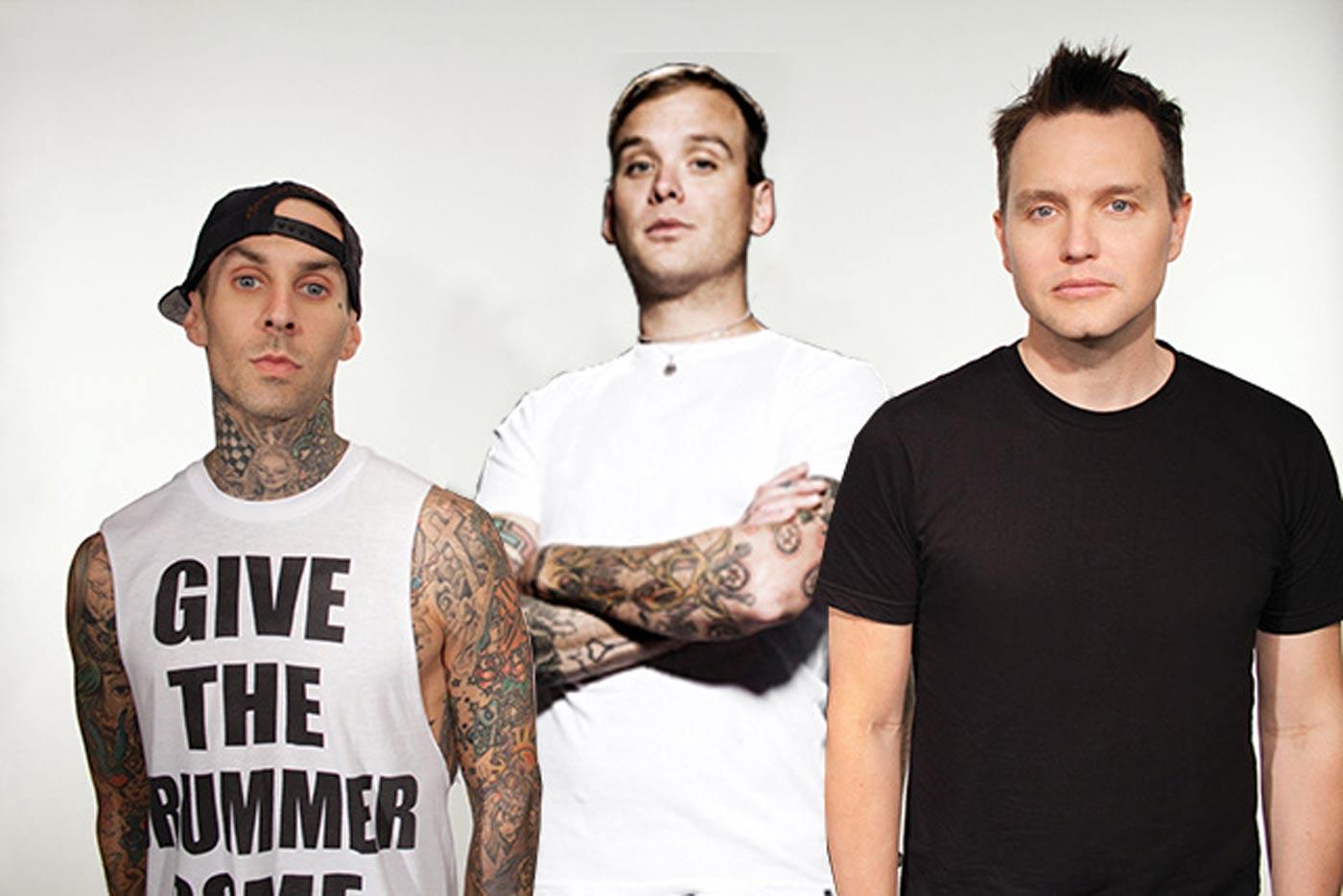 Blink-182 y The Chainsmokers graban un tema juntos