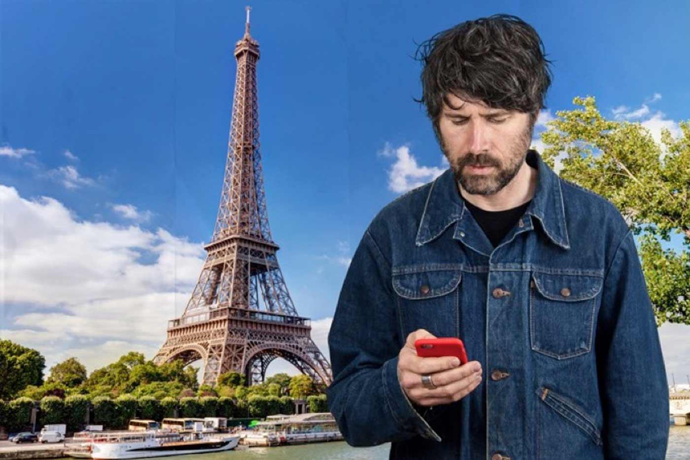 Gruff Rhys declara su amor a Europa