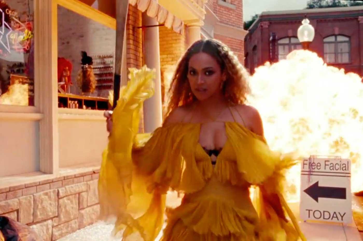 "Beyoncé lanza ""Lemonade"" sin previo aviso"