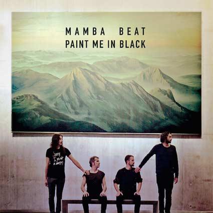 Paint me in black