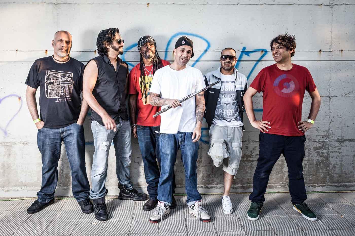 Asian Dub Foundation pone banda sonora a La Haine en el Centro Botín