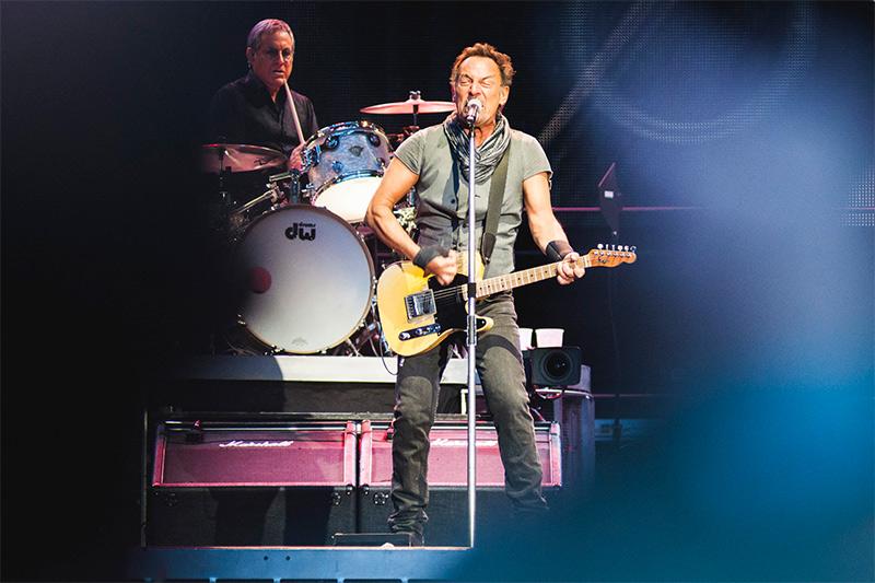 Bruce Springsteen, Halsey y muchos más en el benéfico Jersey 4 Jersey