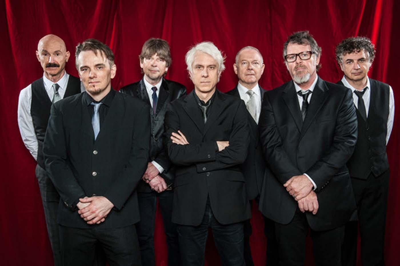 King Crimson de gira por España