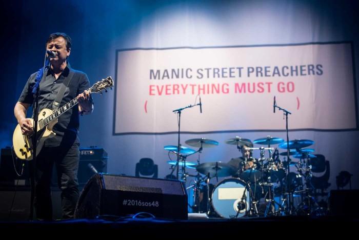 Manic Street Preaches Jm Grimaldi