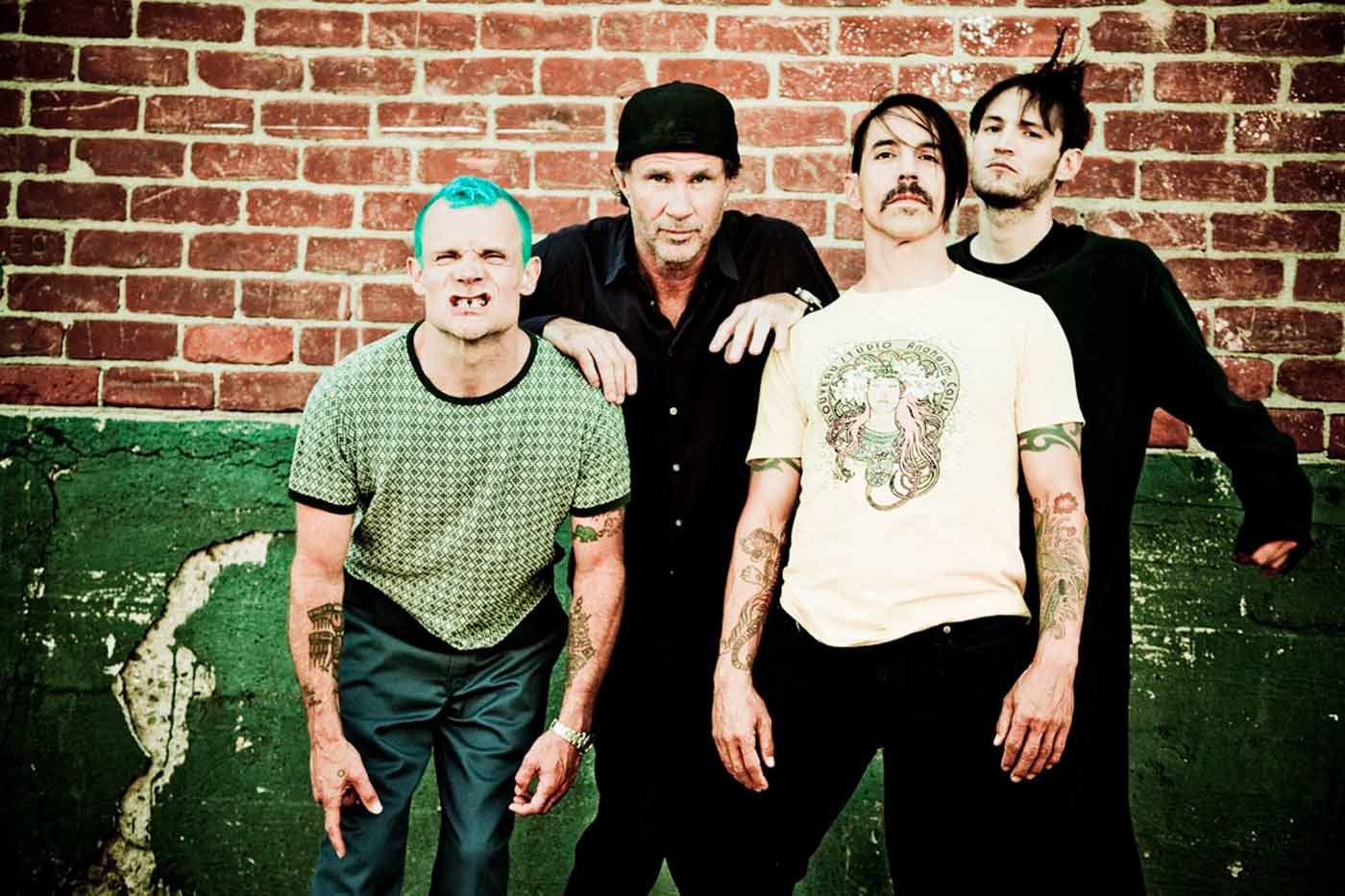 """Red Hot Chili Peppers estrenan """"The Getaway"""""""