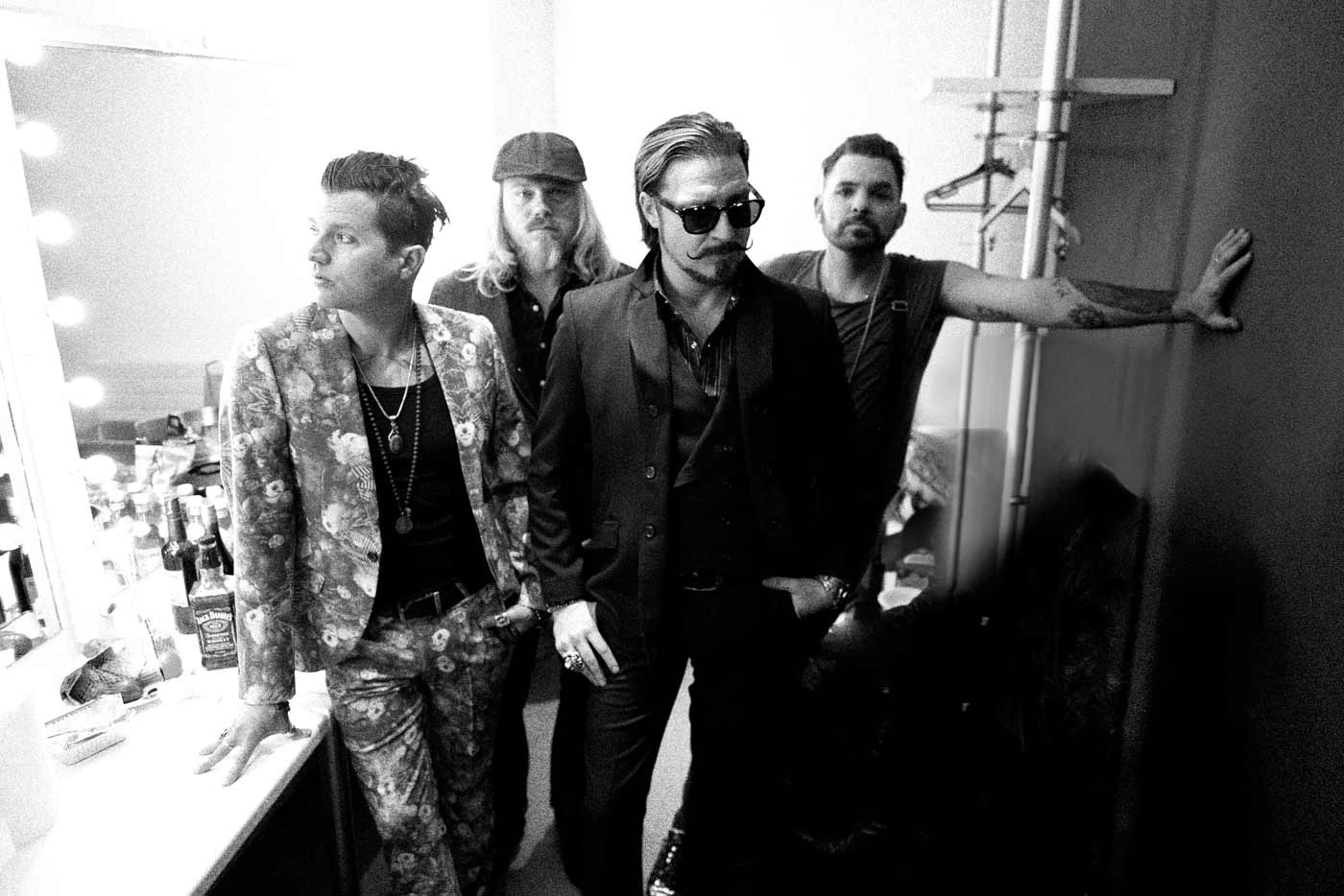 """Rival Sons estrenan """"Tired Up"""""""