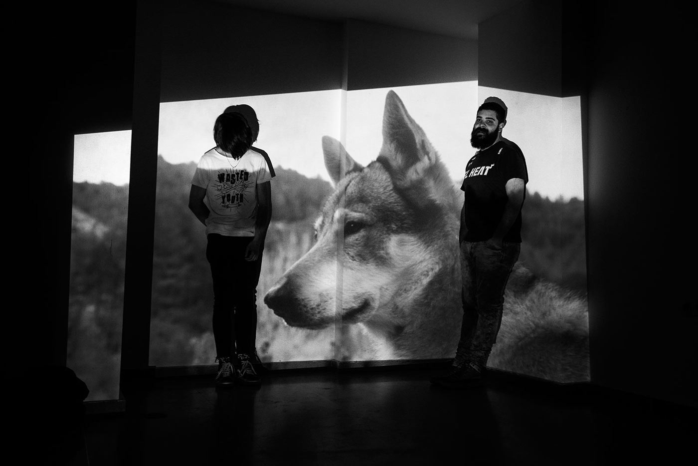 Estrenamos el nuevo videoclip de Siberian Wolves