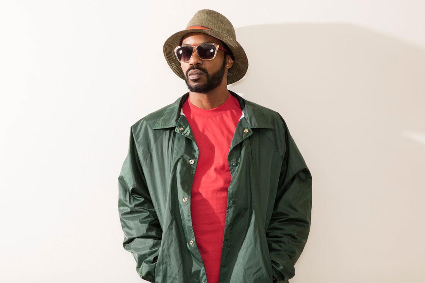 Dâm-Funk anuncia nuevo EP con el sello canario SAFT