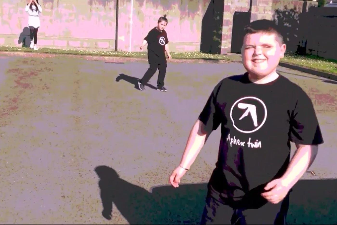 Aphex Twin lanza su primer videoclip en diecisiete años