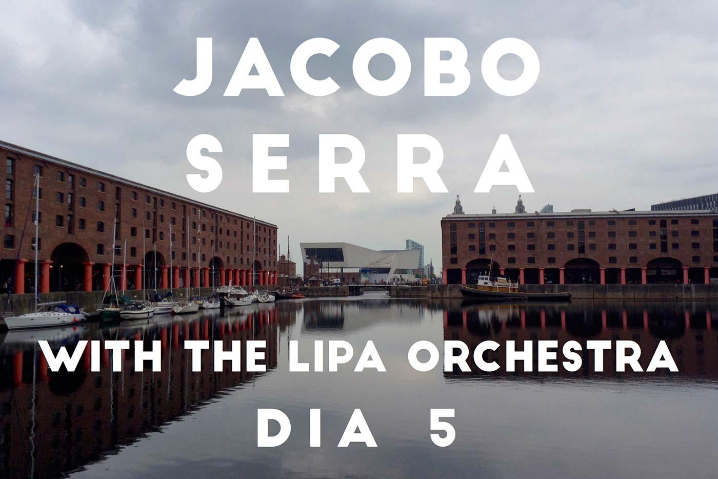 Quinta y última entrega del vídeo-diario de Jacobo Serra en LIPA