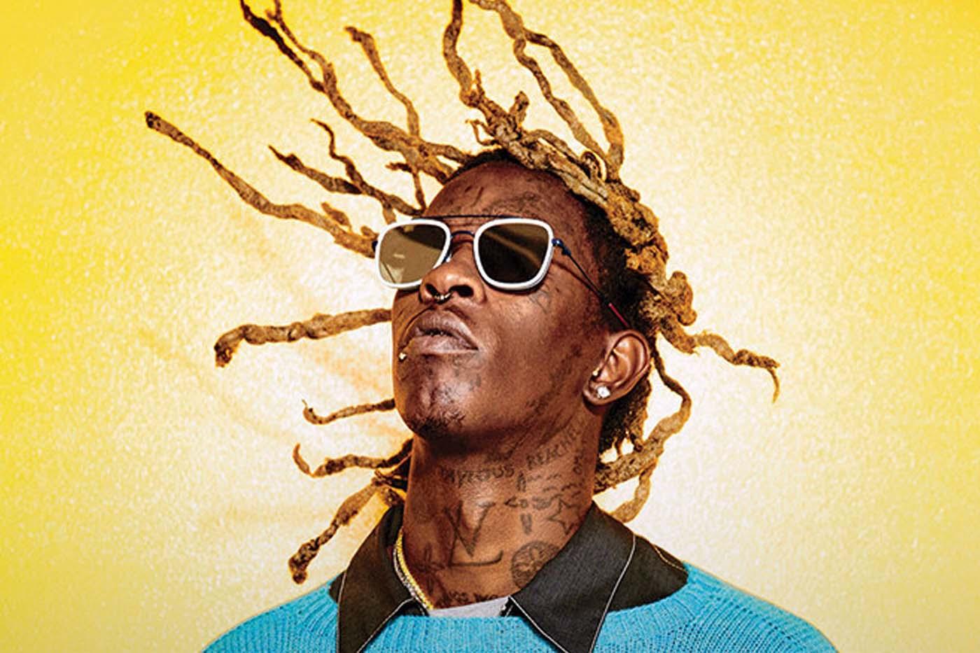 Young Thug actuará en Barcelona