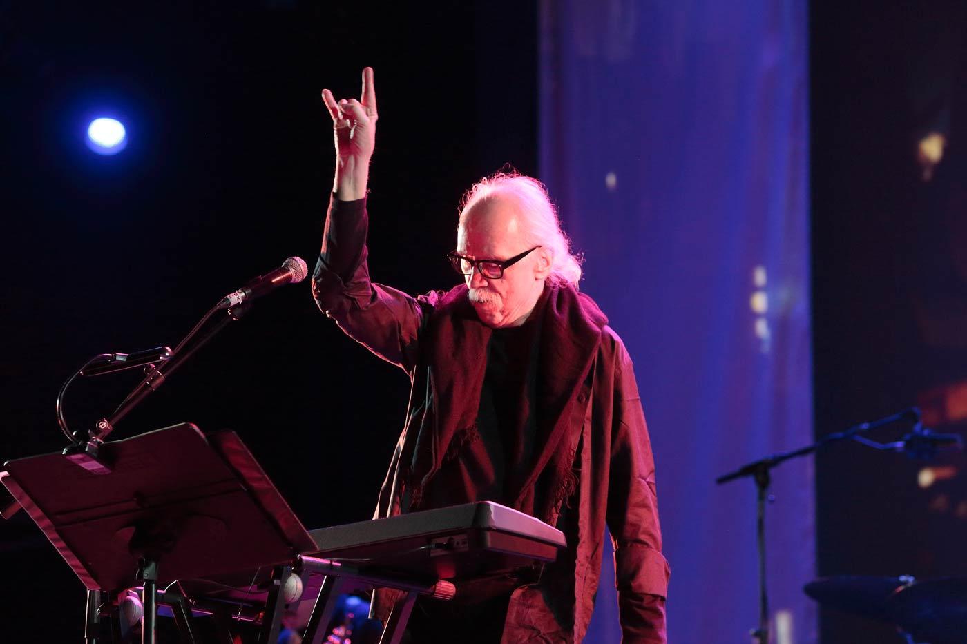 "John Carpenter anuncia ""Anthology: Movie Themes 1974-1998"""