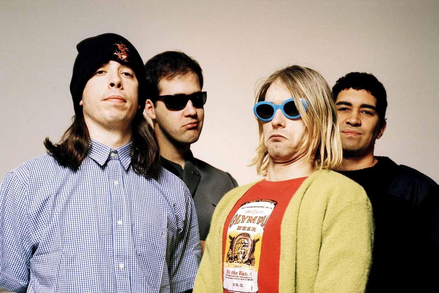 Hard Rock Cafe Barcelona rinde tributo a Nirvana