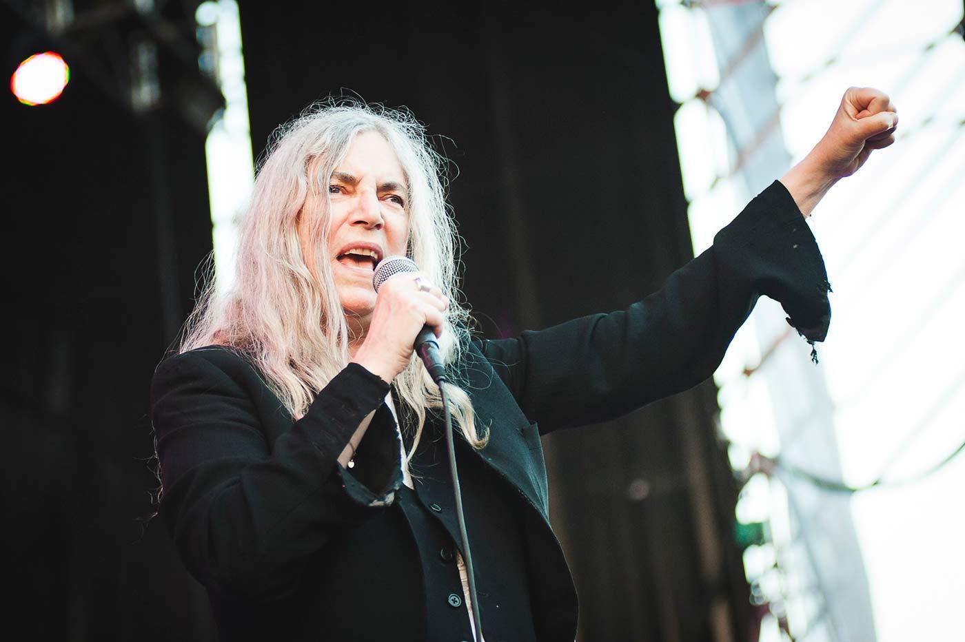 Patti Smith encabeza las nuevas confirmaciones del ARF 2020