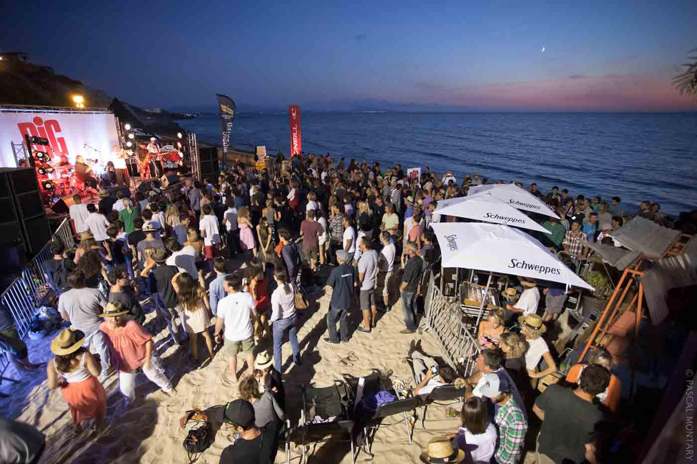 Biarritz ya vibra con el Big Festival 2016