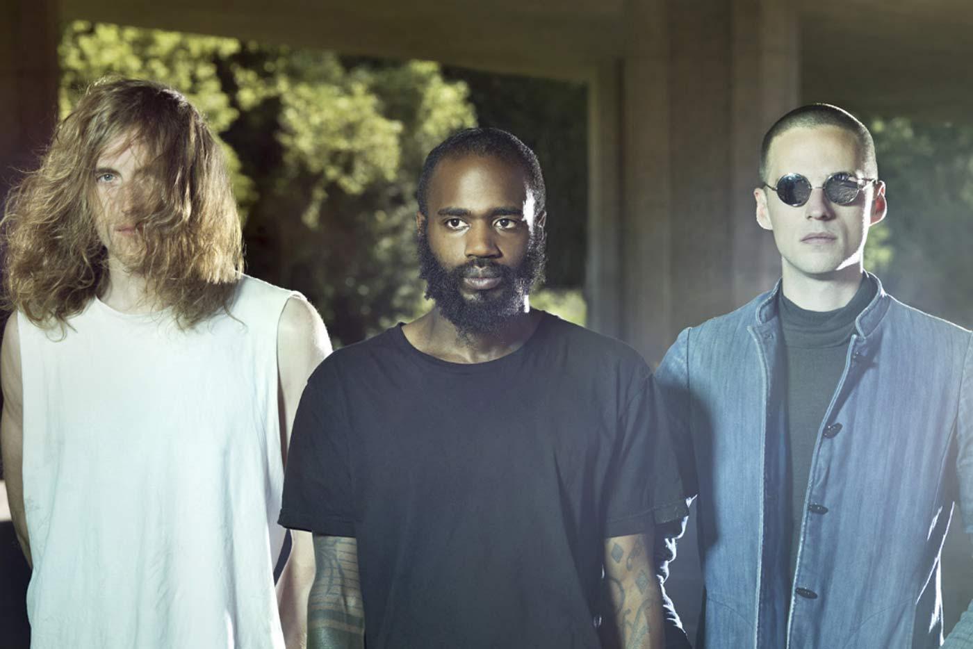 Justin Chancellor, bajista de Tool, está trabajando con Death Grips