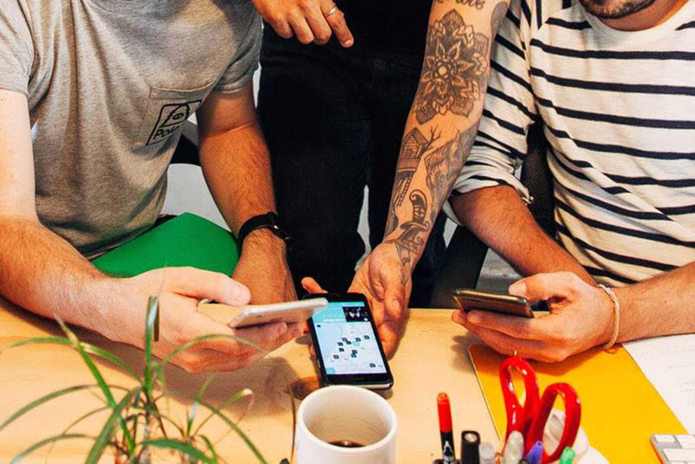 Bandwidth, una app para contactar con músicos de tu zona