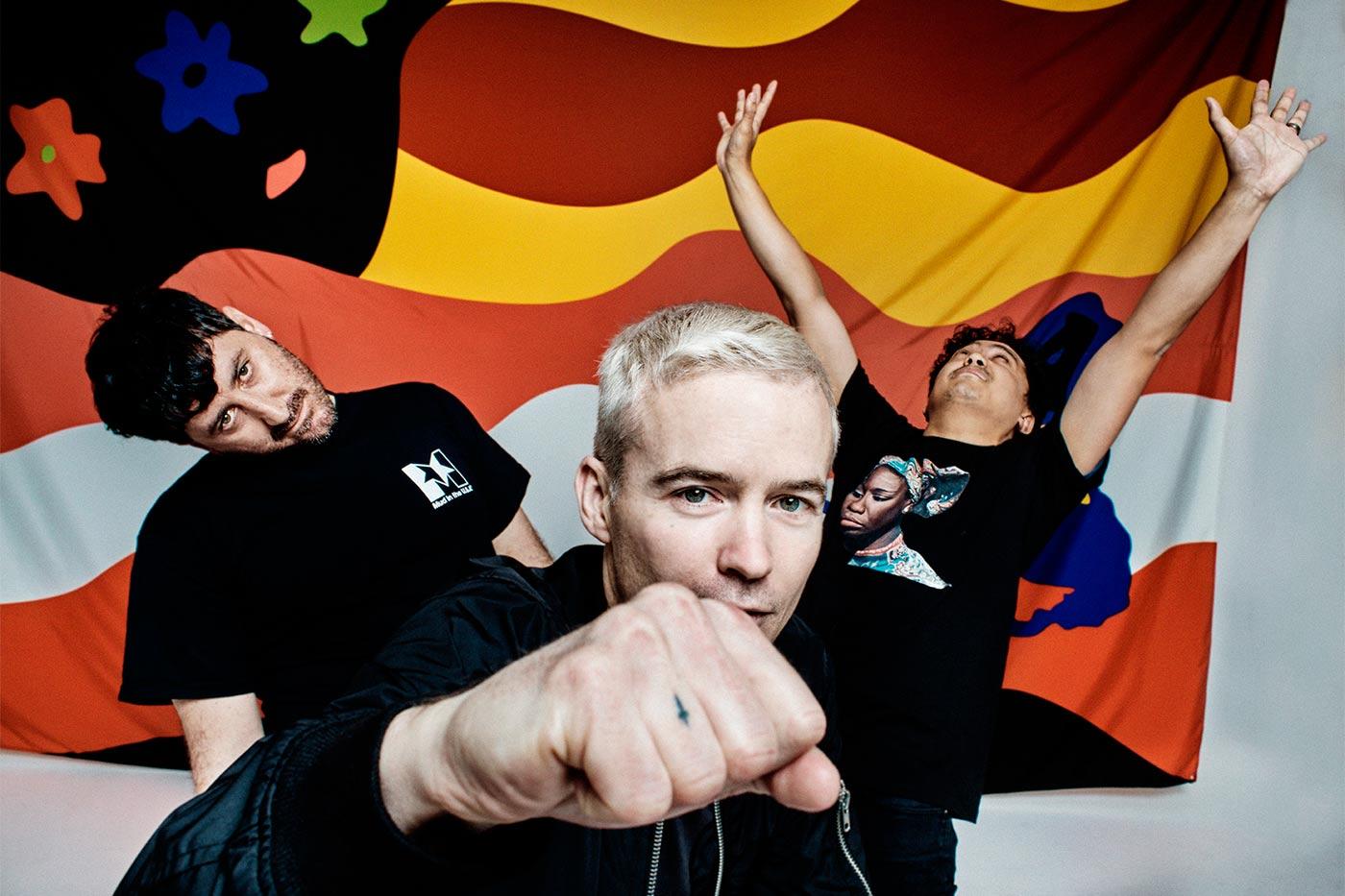The Avalanches comparten su Essential Mix para la BBC Radio