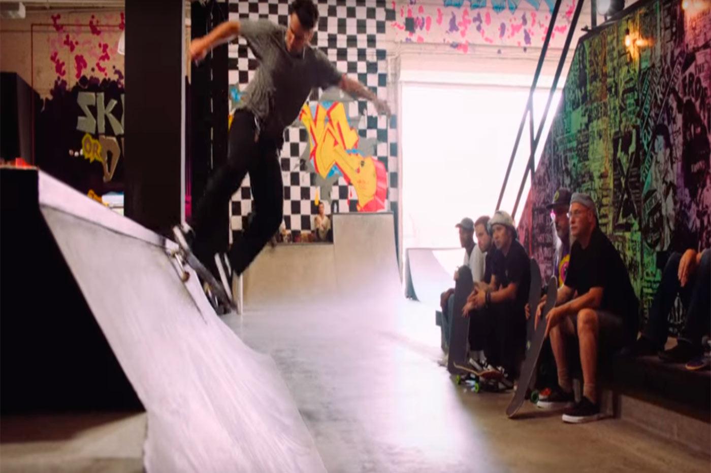 El skate protagoniza el nuevo videoclip de Dinosaur Jr.