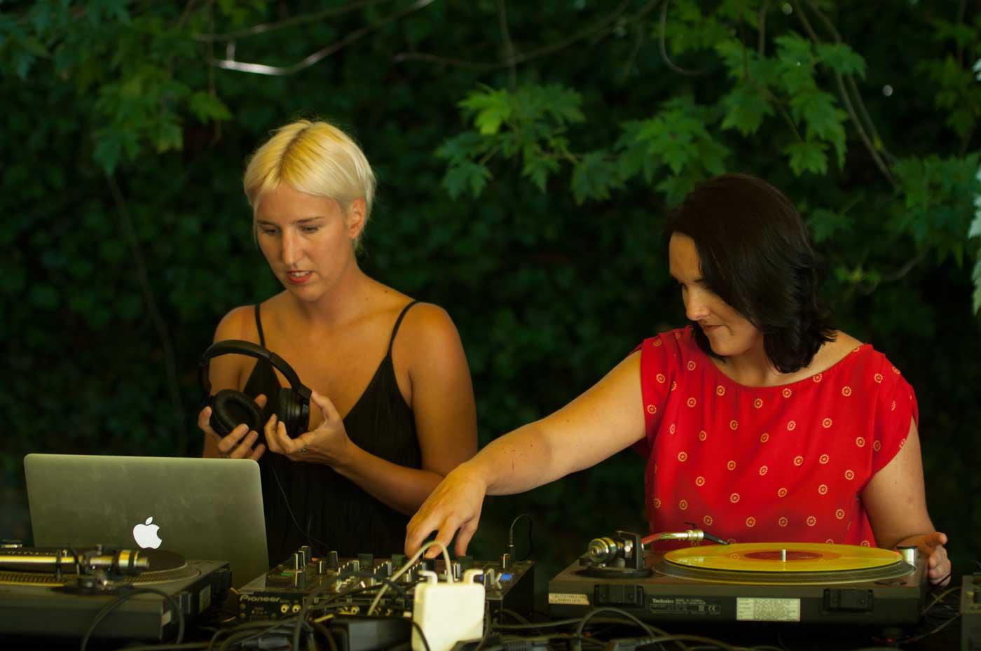 Las Marines DJs