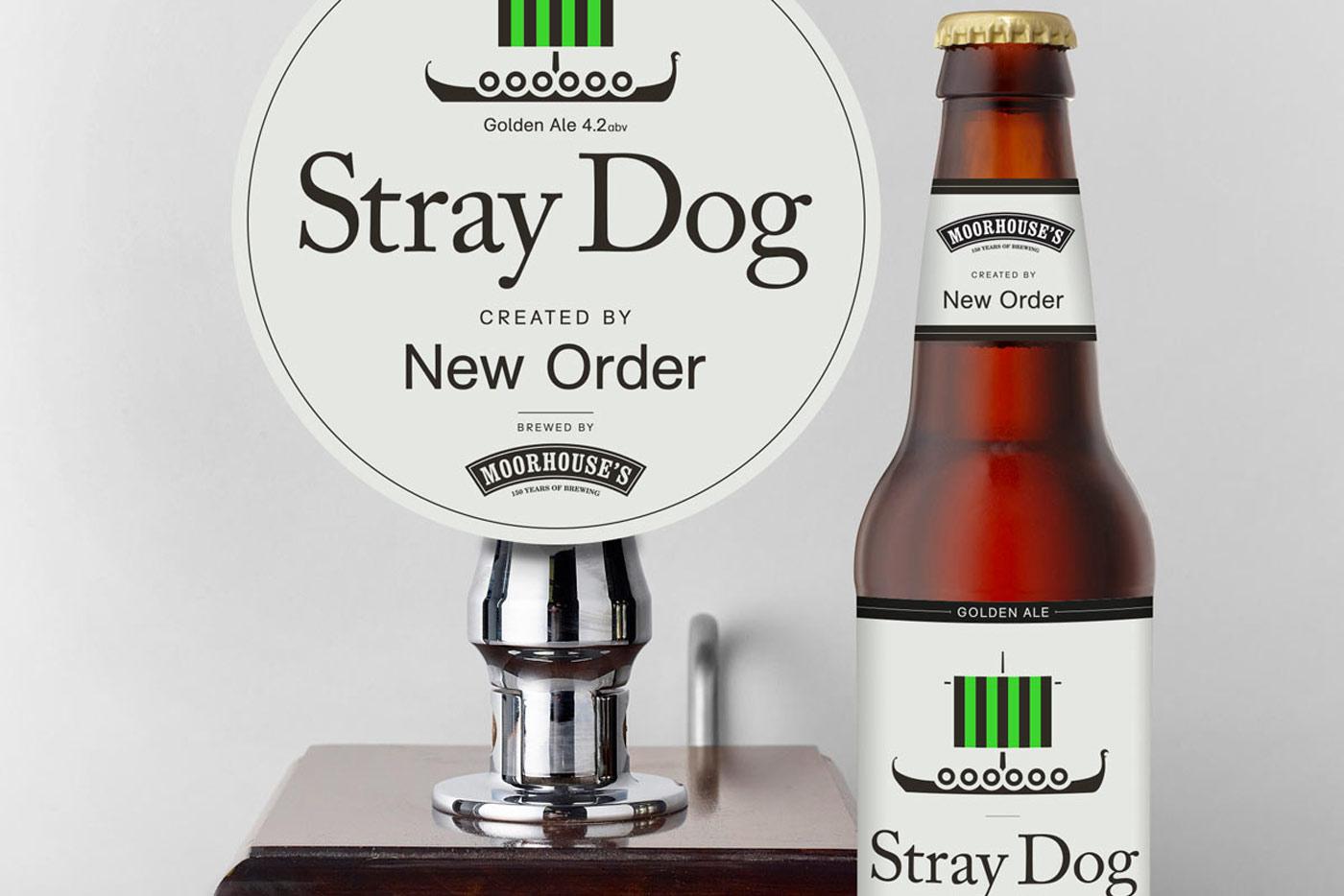 New Order se pasa al negocio cervecero