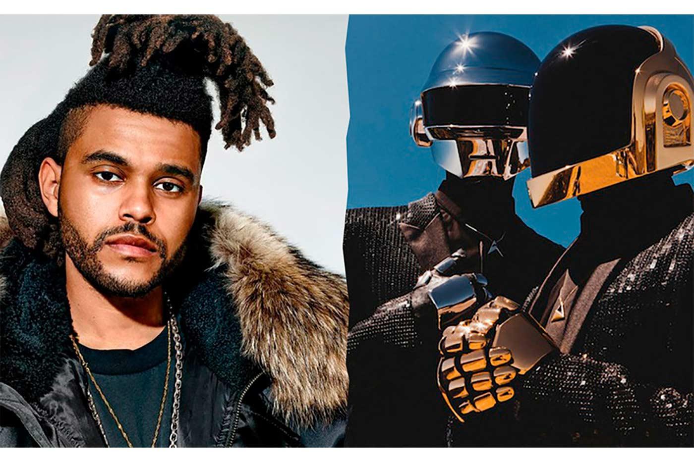Daft Punk y The Weeknd juntos en un nuevo proyecto