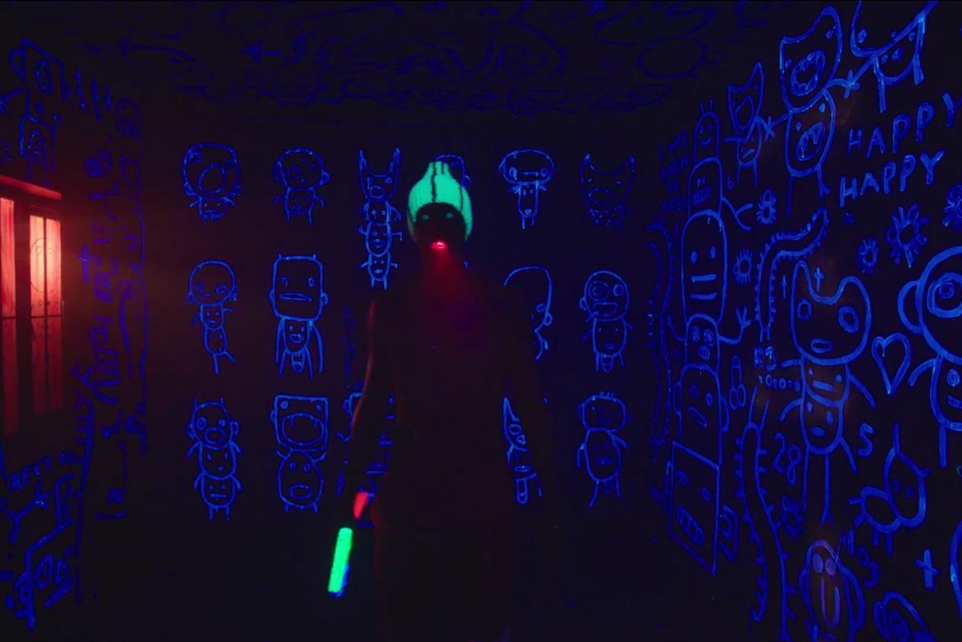"Nuevo videoclip de Die Antwoord, esta vez para ""Banana Brain"""