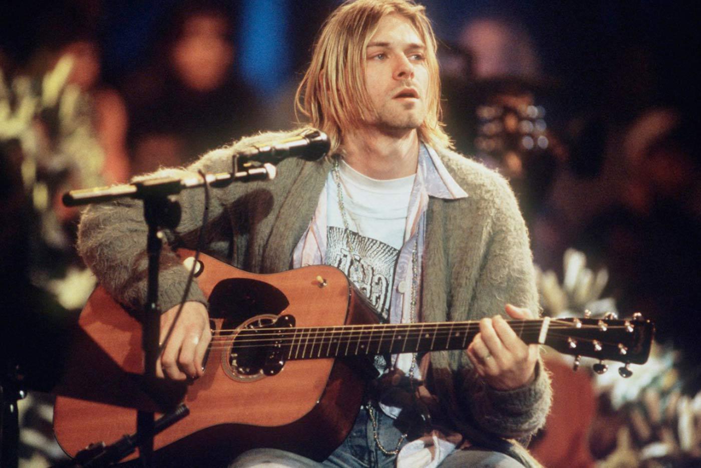 Se subasta la guitarra de Kurt Cobain por seis millones de dólares