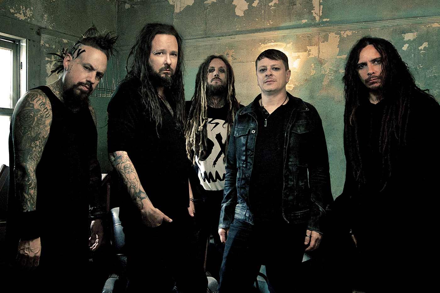 Anunciados los detalles (teloneros incluidos) de la gira de Korn