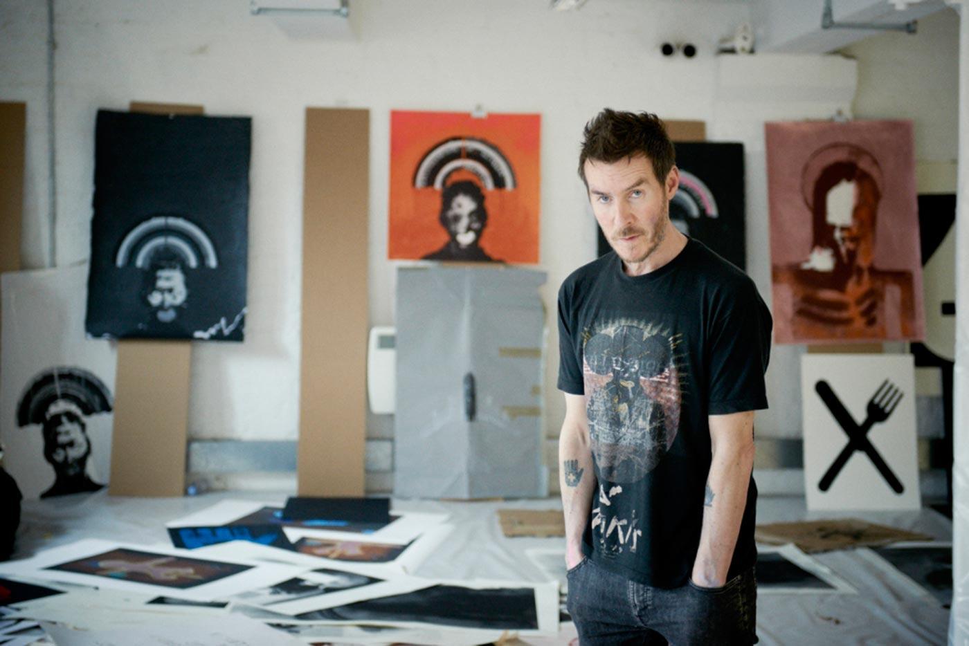 ¿Podría Robert Del Naja ser Banksy?