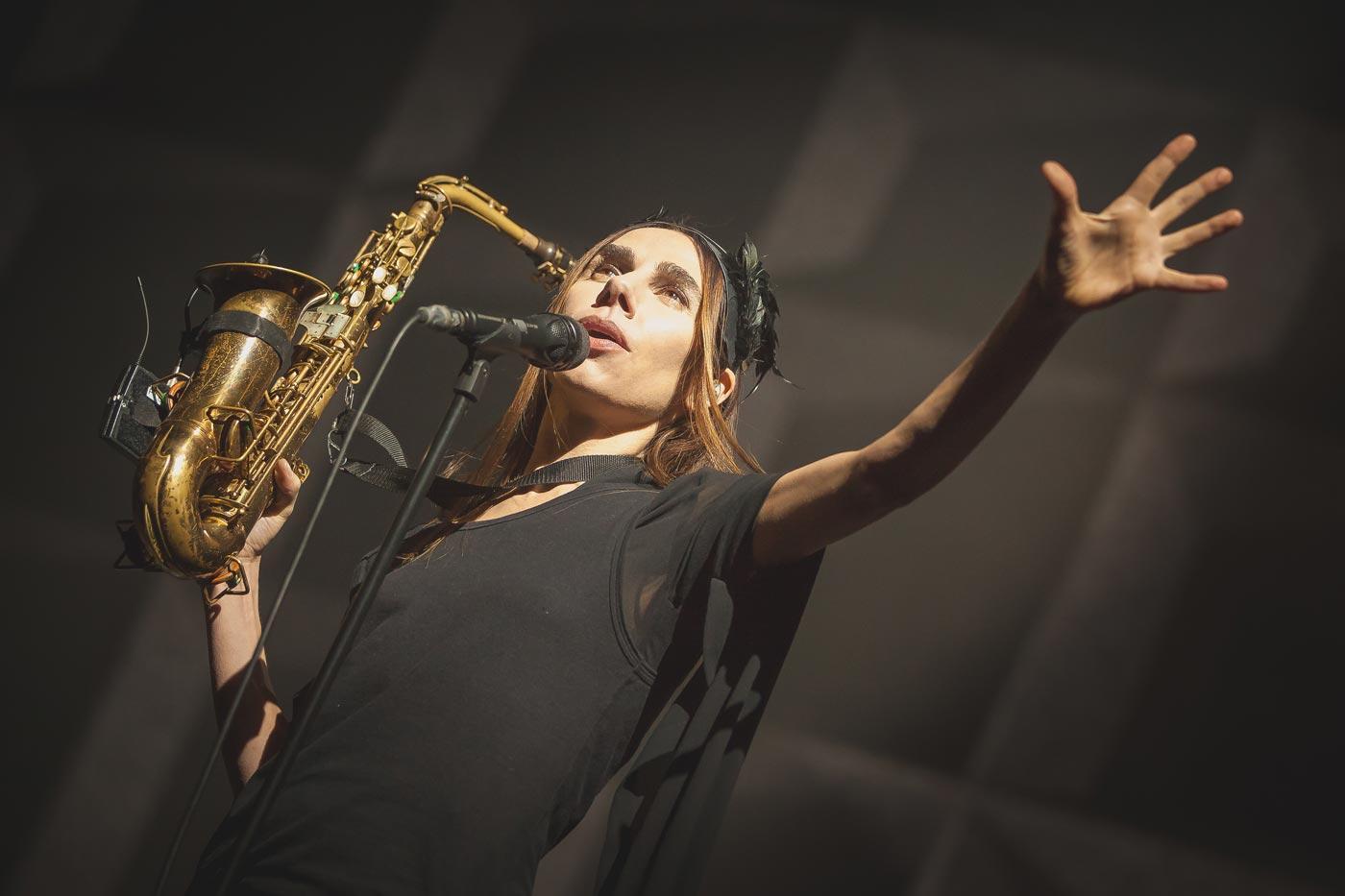 PJ Harvey confirma concierto el 23 de agosto en Barcelona