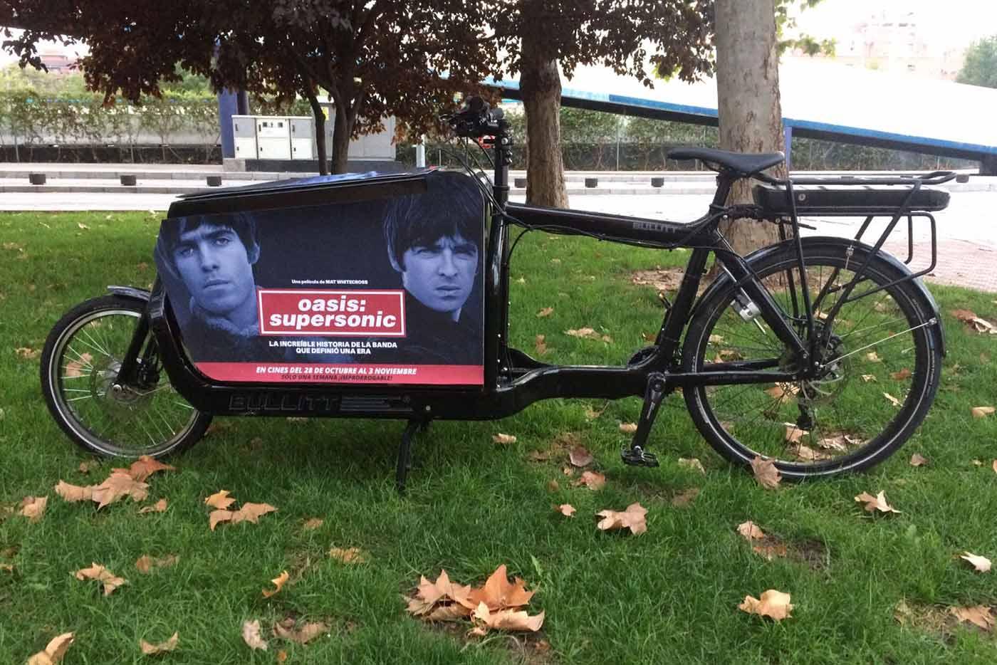 """Hazte una foto con la Bici Mondo y participa en el sorteo de un póster de """"Supersonic"""""""