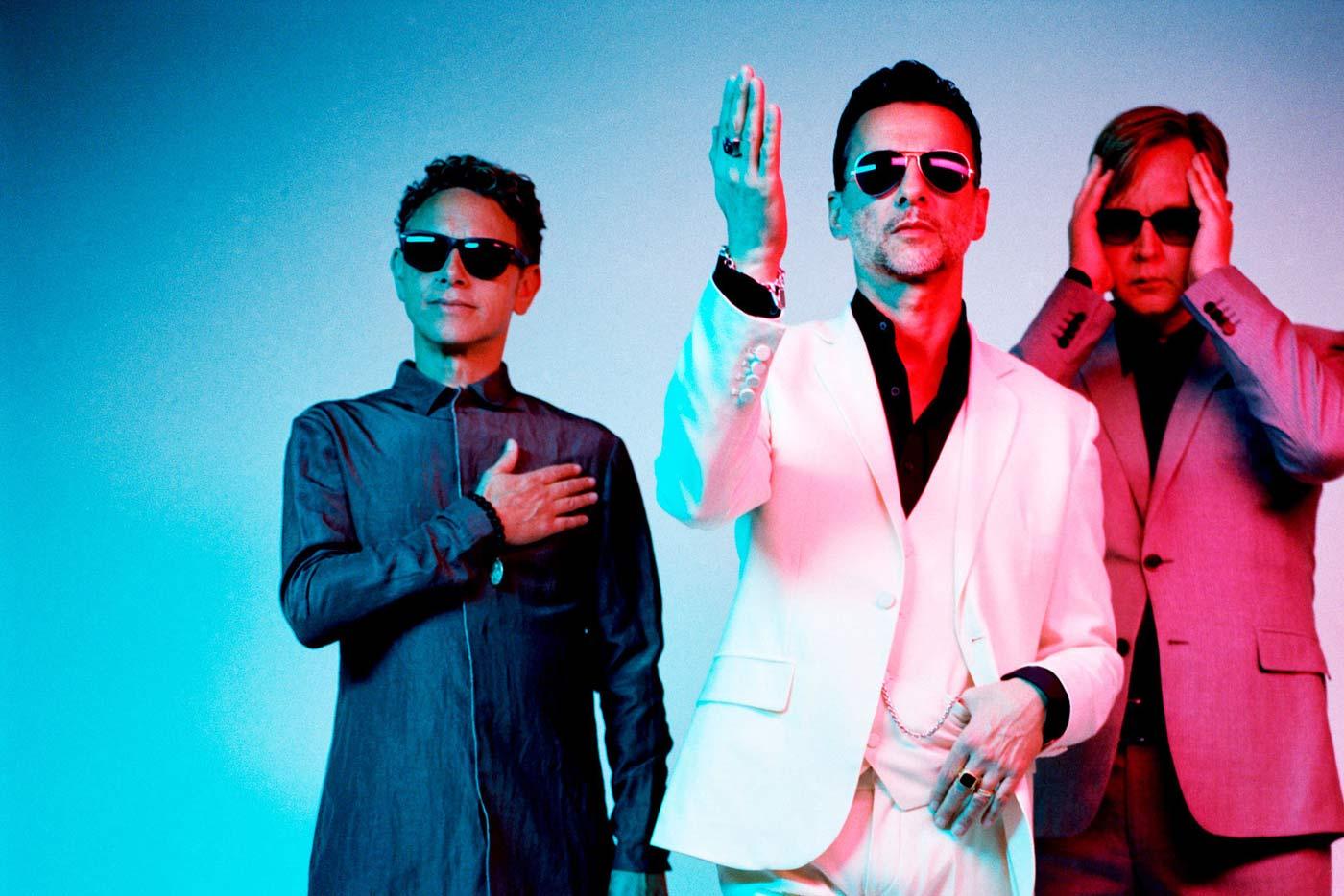 Depeche Mode pasarán por Barcelona y Madrid en diciembre