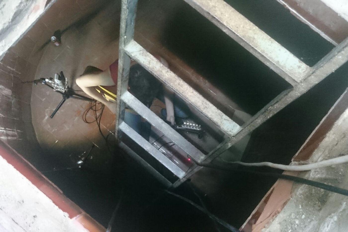 Diario de grabación de exquirla, primer asalto: Cal Pau