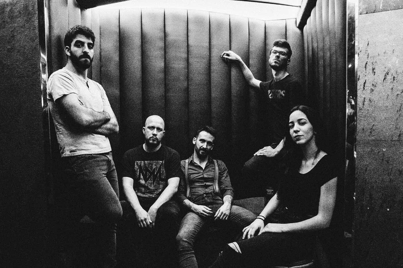 Goliath Is Dead presenta nueva imagen con concierto de Obsidian Kingdom