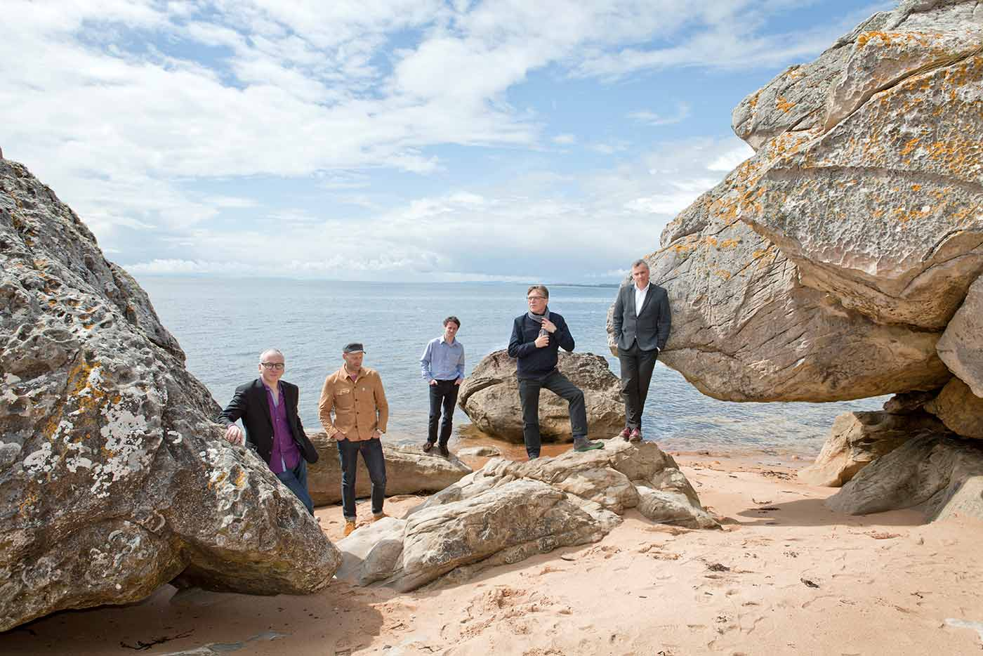 """Teenage Fanclub vuelven con """"Everything Is Falling Apart"""""""