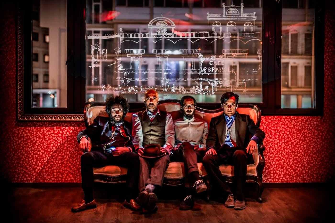 Seward lanzan un nuevo EP con remezclas de su último disco