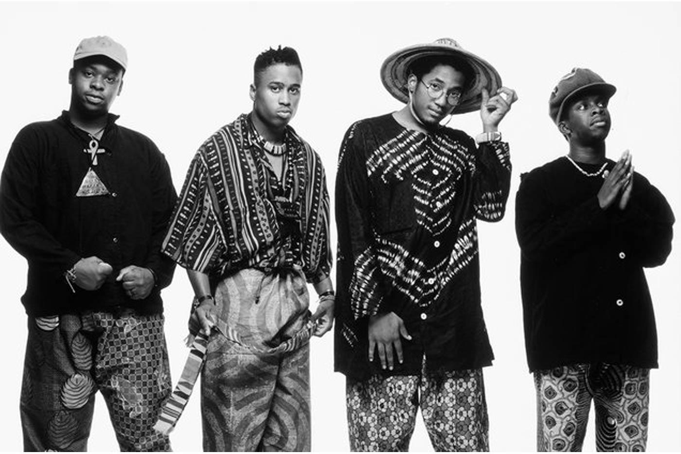 A Tribe Called Quest detallan su primer disco en 18 años