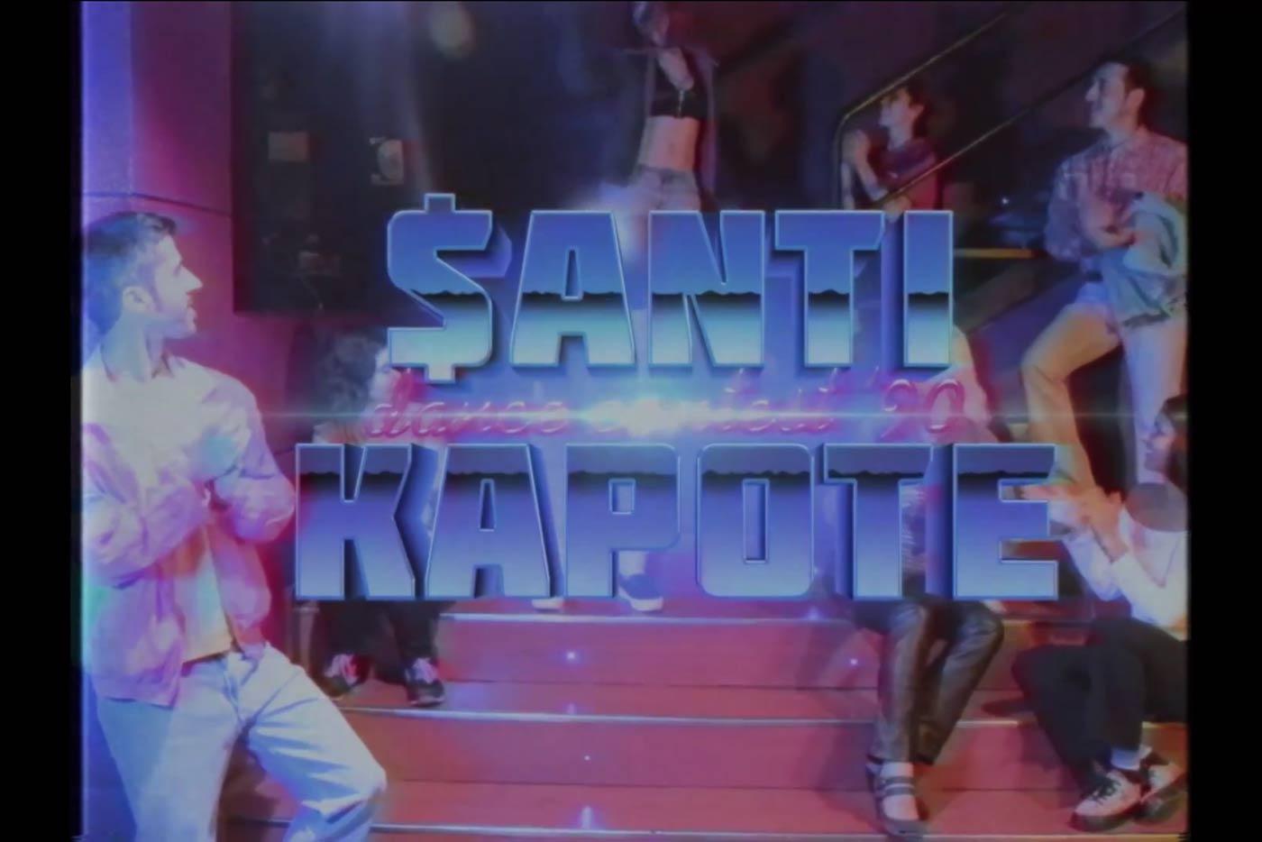 El pasado bakala de Santi Capote