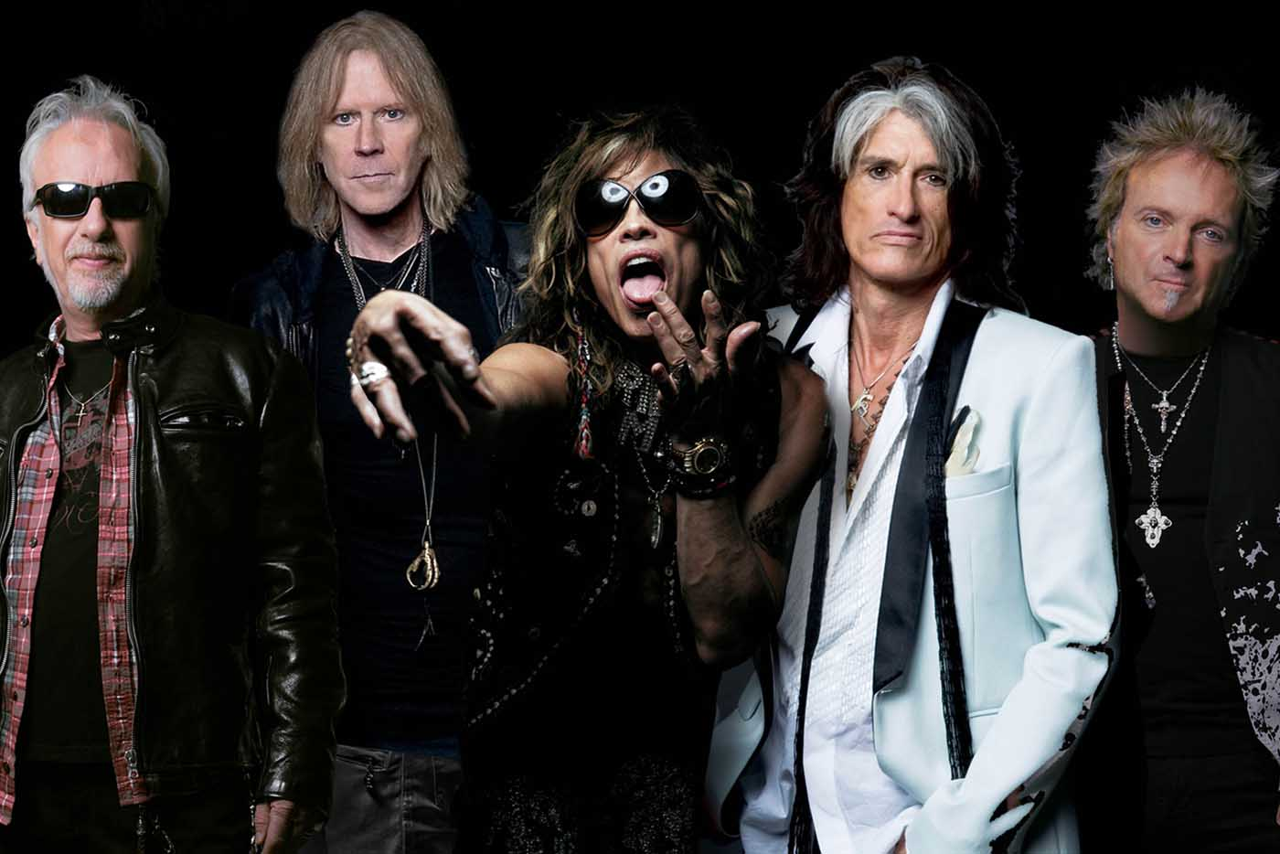 La gira de despedida de Aerosmith pasará por Madrid y Barcelona