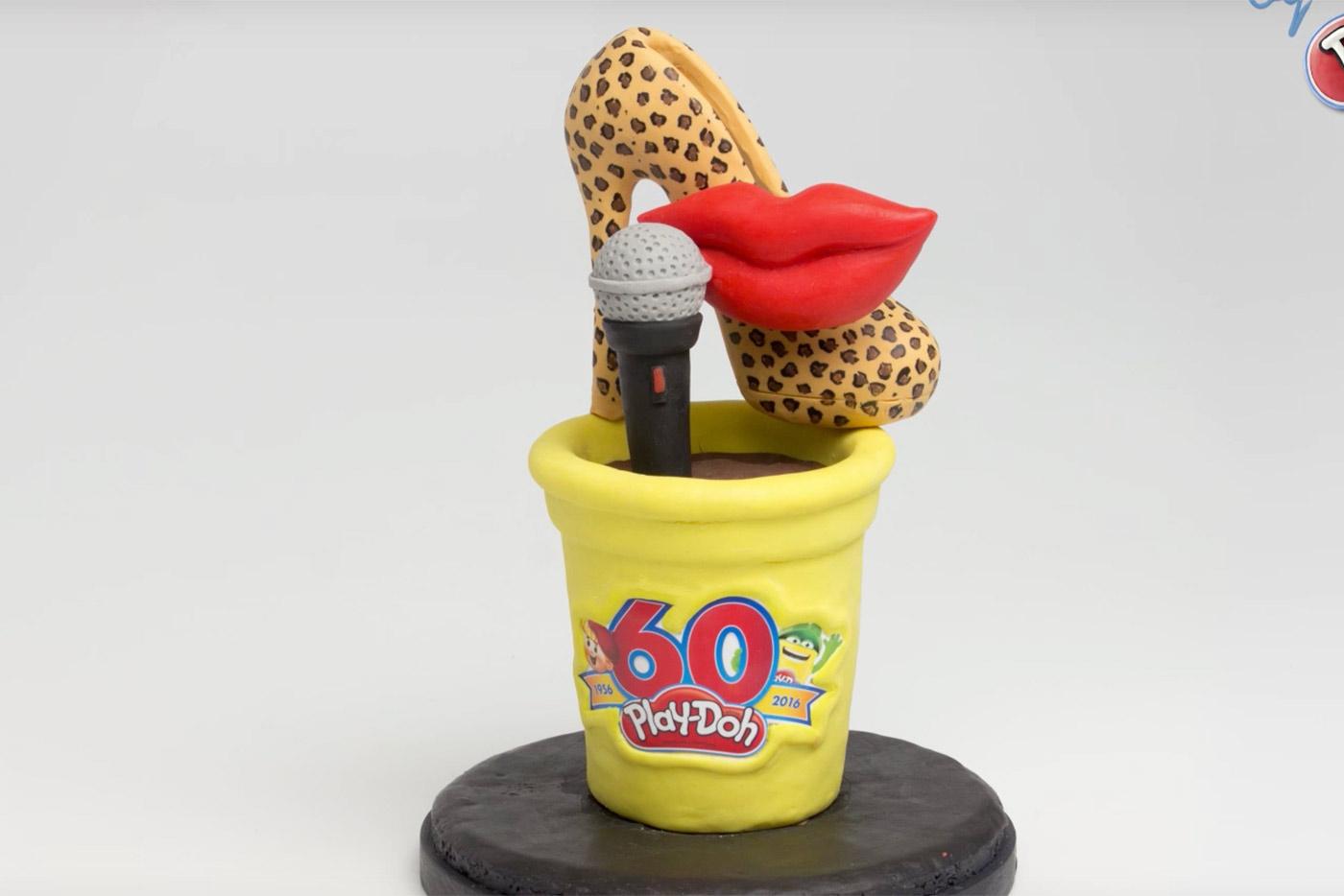 Play-Doh celebra 60 años con cultura pop y solidaridad