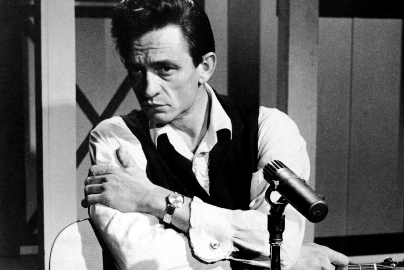 Se publican los poemas inéditos de Johnny Cash