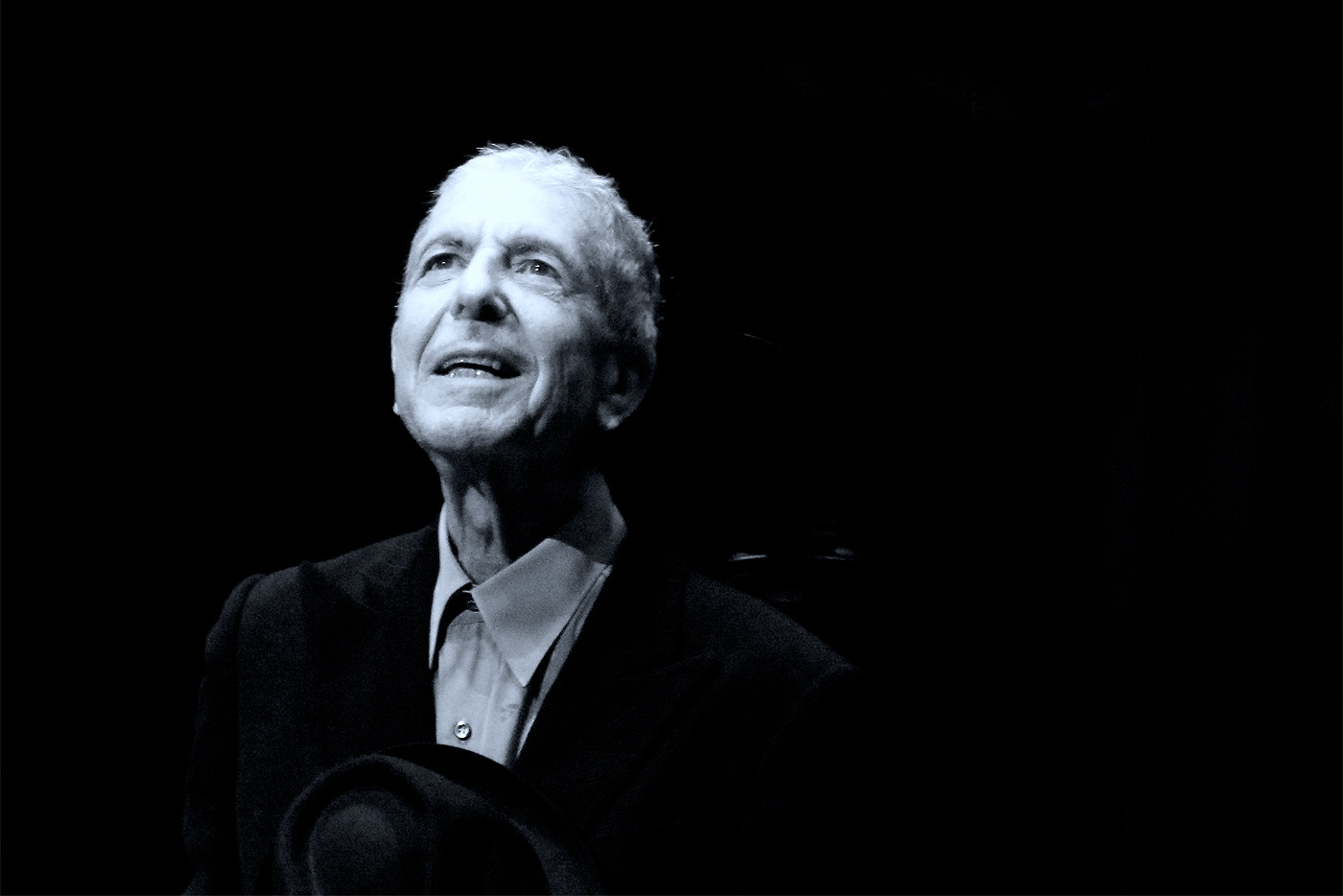 Adiós al poeta canadiense eterno