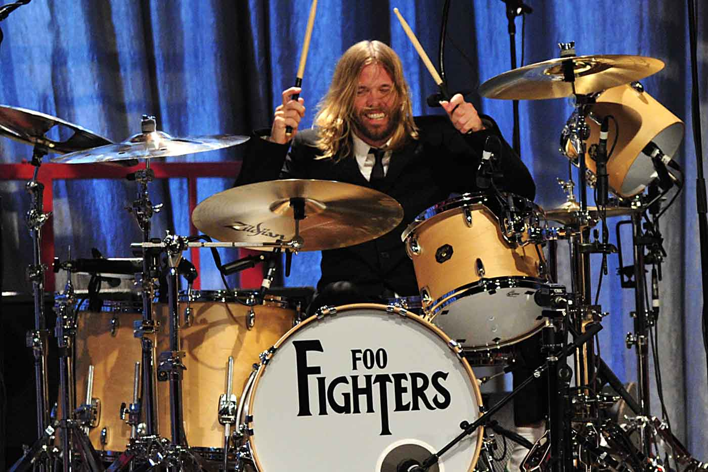 Foo Fighters comparten ahora Wembley 2008, con colaboración de Led Zeppelin